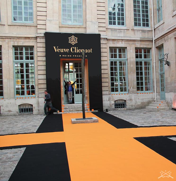 Veuve Clicquot @ Musée de la Chasse et de la Nature